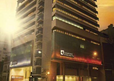 Sanatorio Finochietto Arquitectura Sustentable Grupo Geon Constructora en Buenos Aires