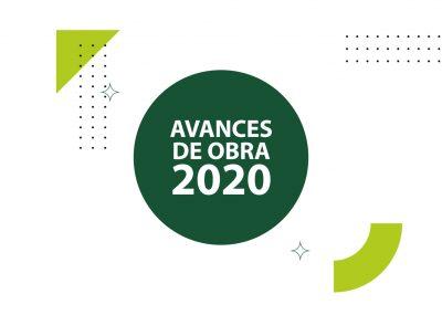 Grupo Geon Avances de Obra 2020